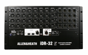 A&H iDR 32 Mix Rack XLR 32 in / 16 out