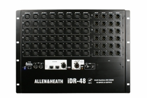 A&H iDR-48 Mix Rack XLR 48 in / 24 out