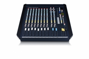 A&H Wizard 4 12:2 Mixer 8 Mic/line og 2 Stereo, m/ eff.