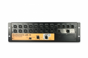 A&H XDR-16DO Expander for MixRacks 16 mic/line 4 analog