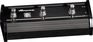 Ampeg AFP3 fodkontakt med 3 switch