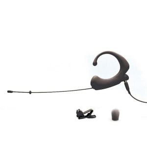 Da-Cappo headset mikrofon sort -45db