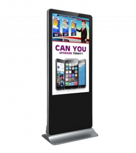 "Genee Shard kiosk 55"" 4 Point touch, 1080p, Android"