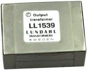 Lundahl 1539 audio transformer balanceret