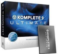 Native Instruments Komplete 9 Ultimate EDU 5 Pack