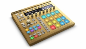 Native Instruments Maschine MK2, Custom Gold LTD