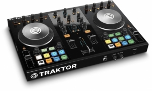 Native Instruments Traktor Kontrol S2 MK2 Lightning